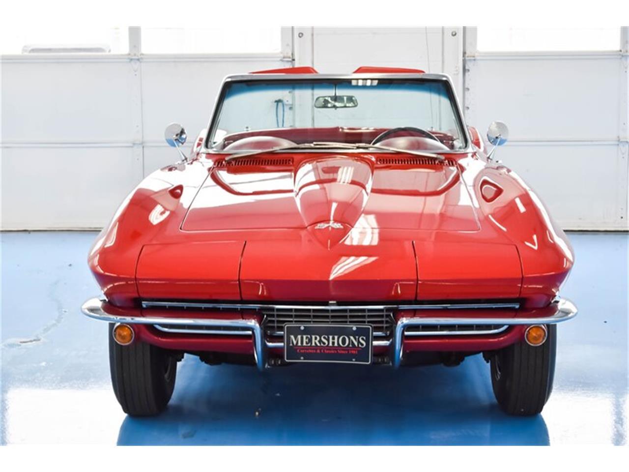 1967 Chevrolet Corvette (CC-1352559) for sale in Springfield, Ohio