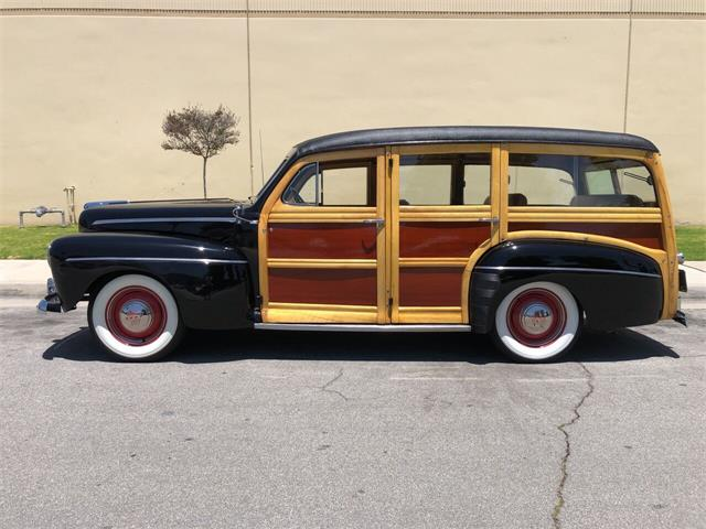 1946 Ford Woody Wagon (CC-1352564) for sale in Brea, California