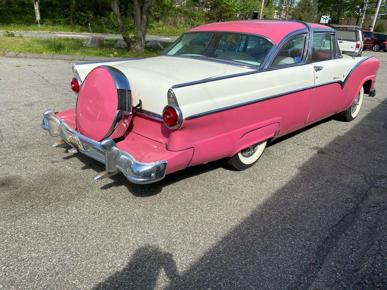 1955 Ford Crown Victoria (CC-1352581) for sale in Westford, Massachusetts