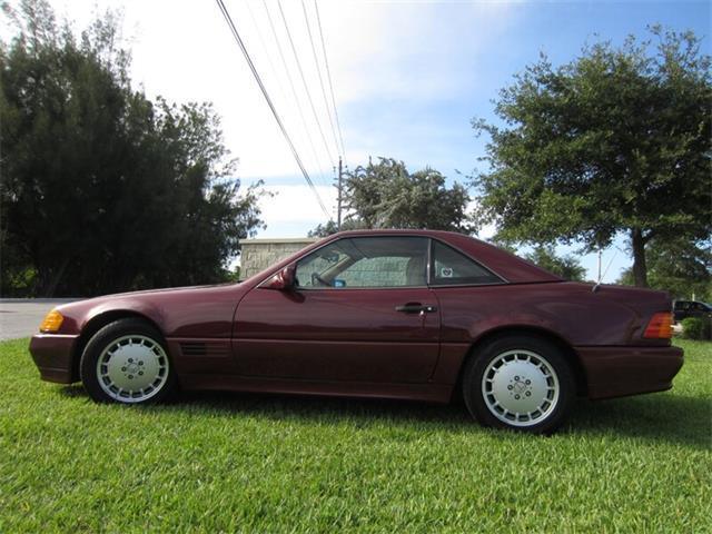 1990 Mercedes-Benz 500SL (CC-1352584) for sale in Delray Beach, Florida