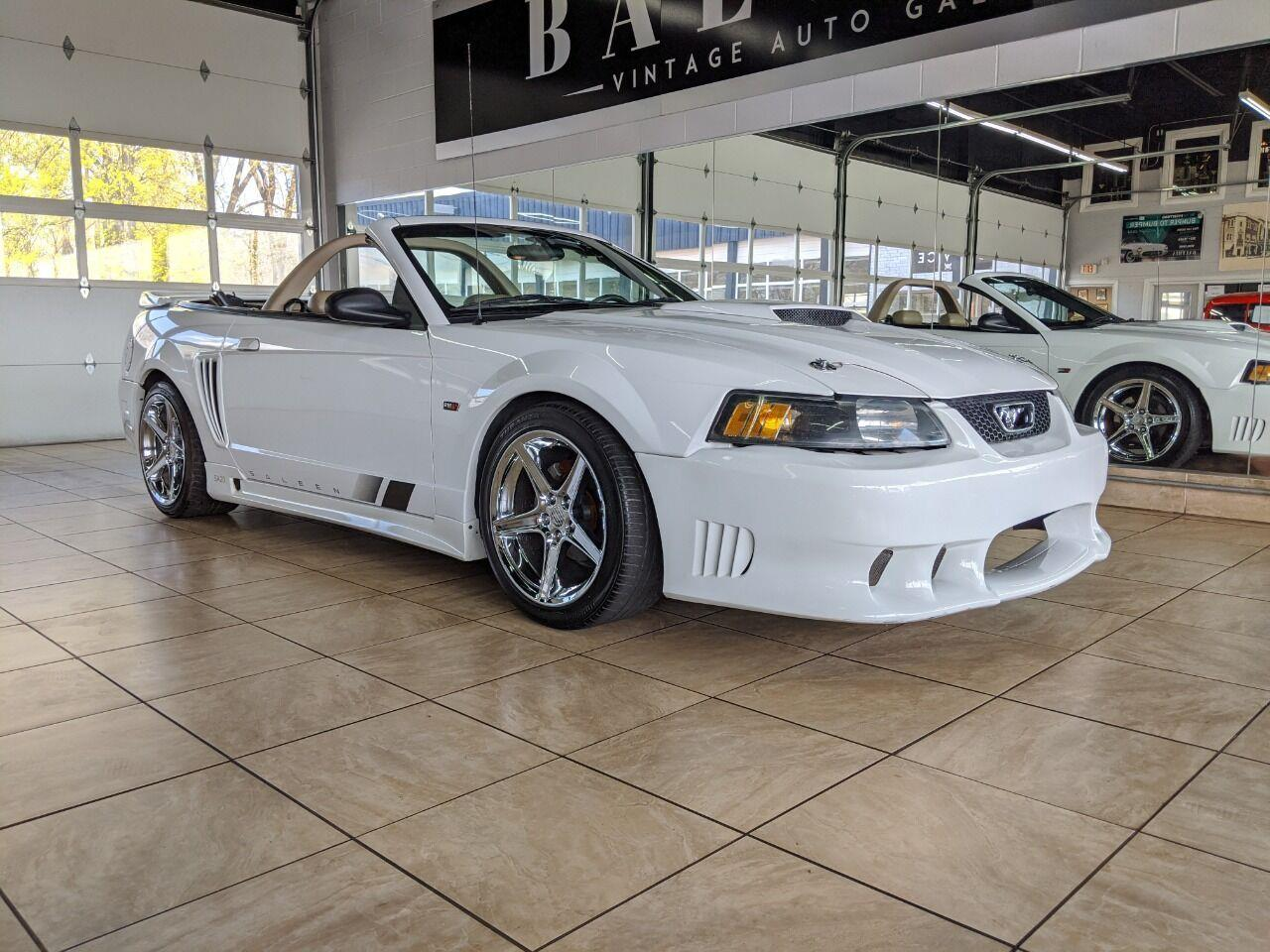 2001 Ford Mustang (CC-1352586) for sale in St. Charles, Illinois