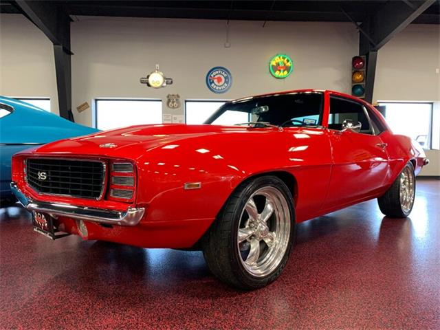 1969 Chevrolet Camaro RS/SS