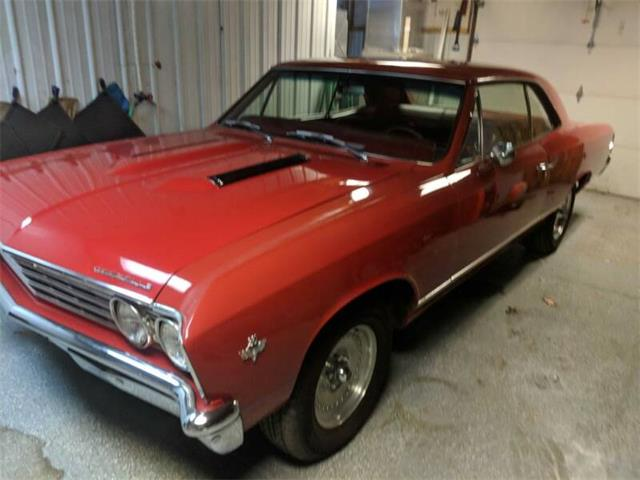 1967 Chevrolet Chevelle Malibu (CC-1352595) for sale in Spirit Lake, Iowa