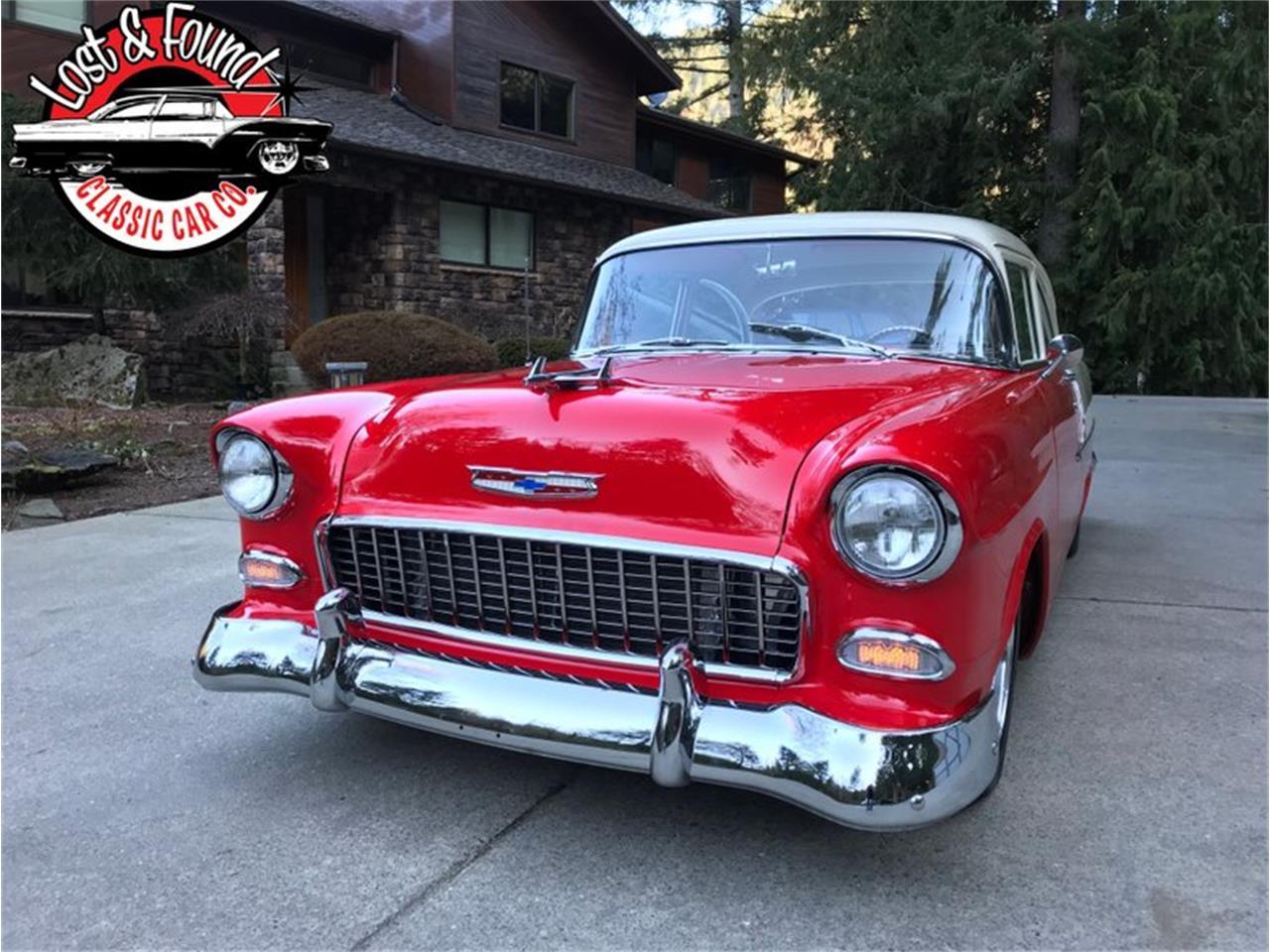 1955 Chevrolet 210 (CC-1352608) for sale in Mount Vernon, Washington