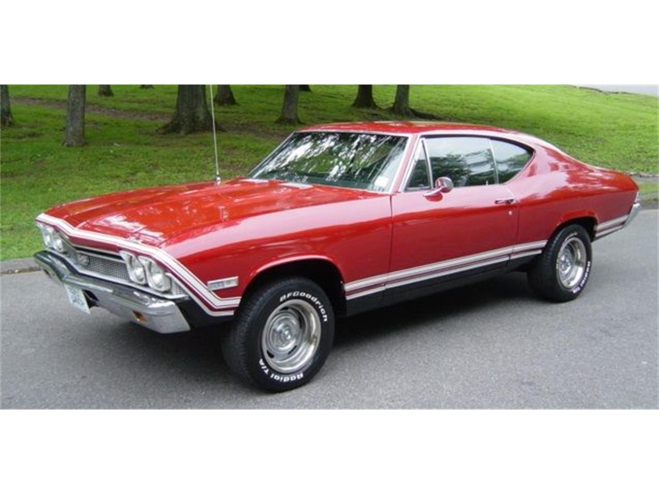 1968 Chevrolet Chevelle SS (CC-1352611) for sale in Hendersonville, Tennessee