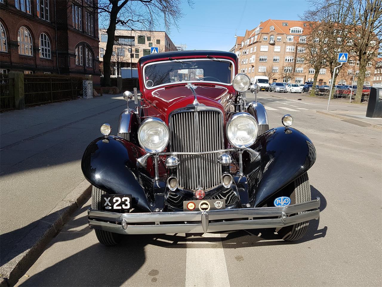 1931 REO Royale Elite (CC-1352616) for sale in Ryomgaard, Danmark