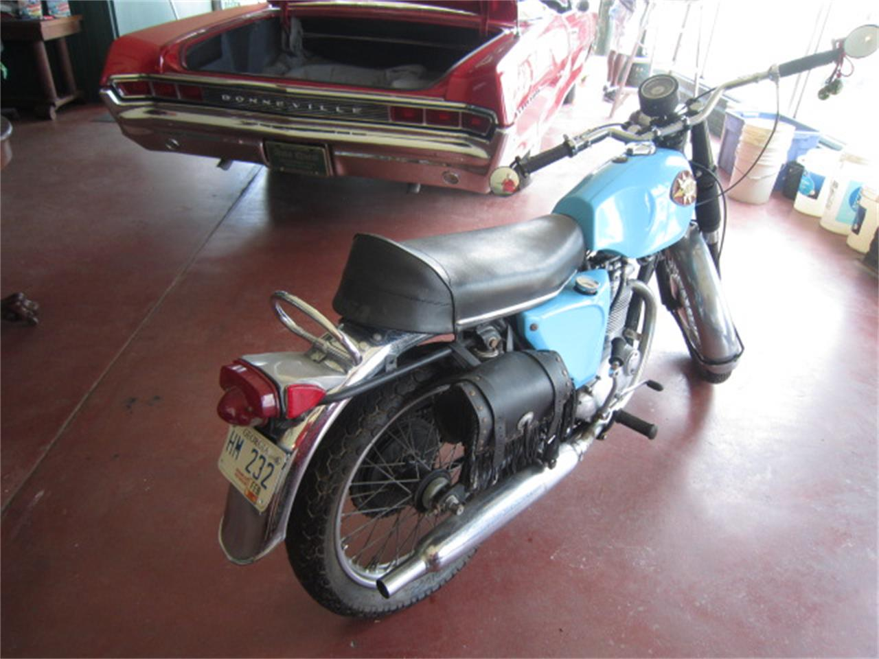 1968 BSA Motorcycle (CC-1352625) for sale in Tifton, Georgia