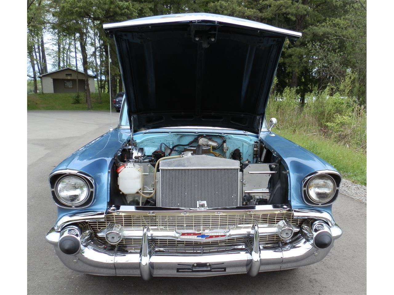 1957 Chevrolet 210 (CC-1352627) for sale in Williamsfield, Ohio