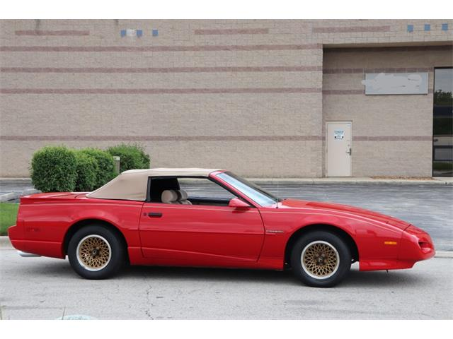 1992 Pontiac Firebird (CC-1352641) for sale in Alsip, Illinois