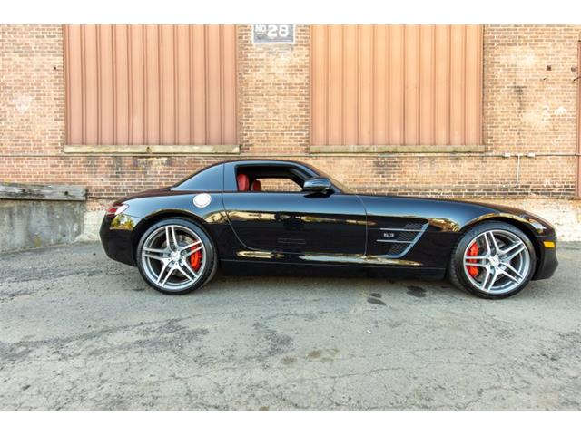 2012 Mercedes-Benz SLS AMG (CC-1352654) for sale in Wallingford, Connecticut