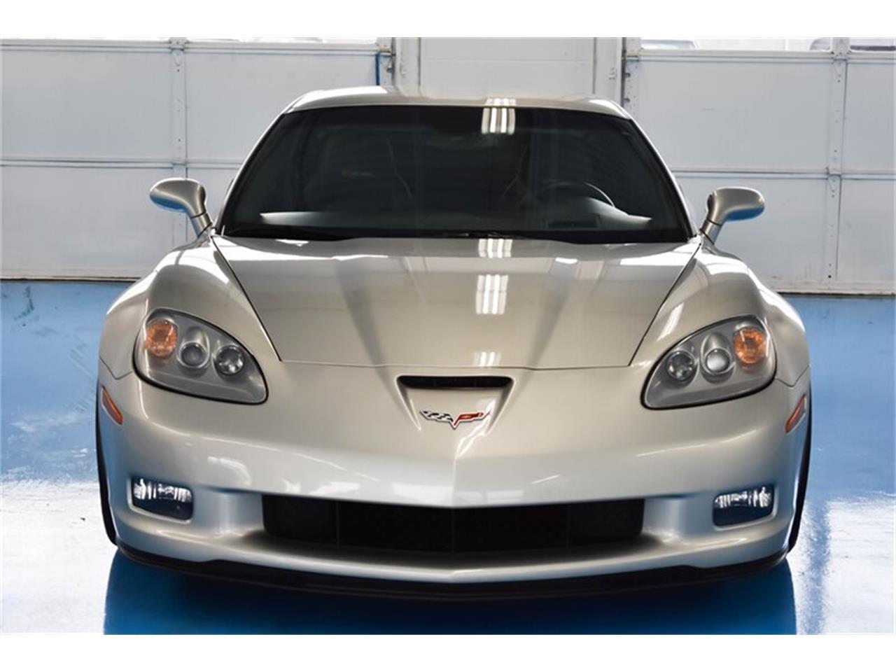 2008 Chevrolet Corvette Z06 (CC-1352656) for sale in Springfield, Ohio