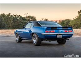 1969 Chevrolet Camaro (CC-1352663) for sale in Concord, California