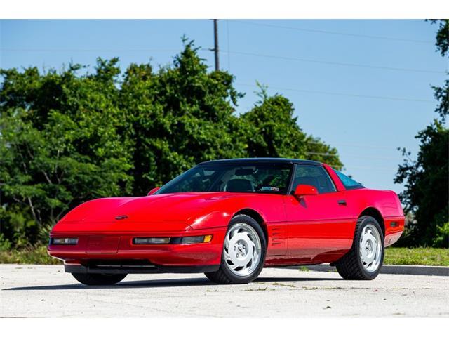 1992 Chevrolet Corvette (CC-1352664) for sale in Orlando, Florida