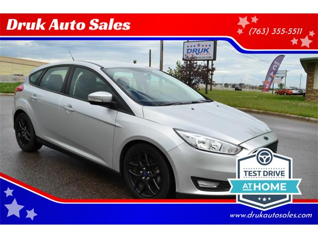 2016 Ford Focus (CC-1352670) for sale in Ramsey, Minnesota