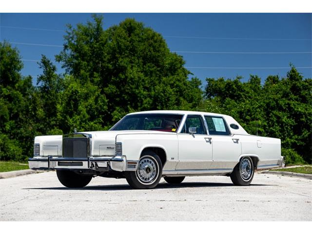 1979 Lincoln Town Car (CC-1352672) for sale in Orlando, Florida