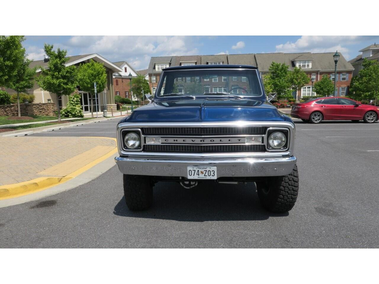 1970 Chevrolet K-10 (CC-1352681) for sale in Clarksburg, Maryland