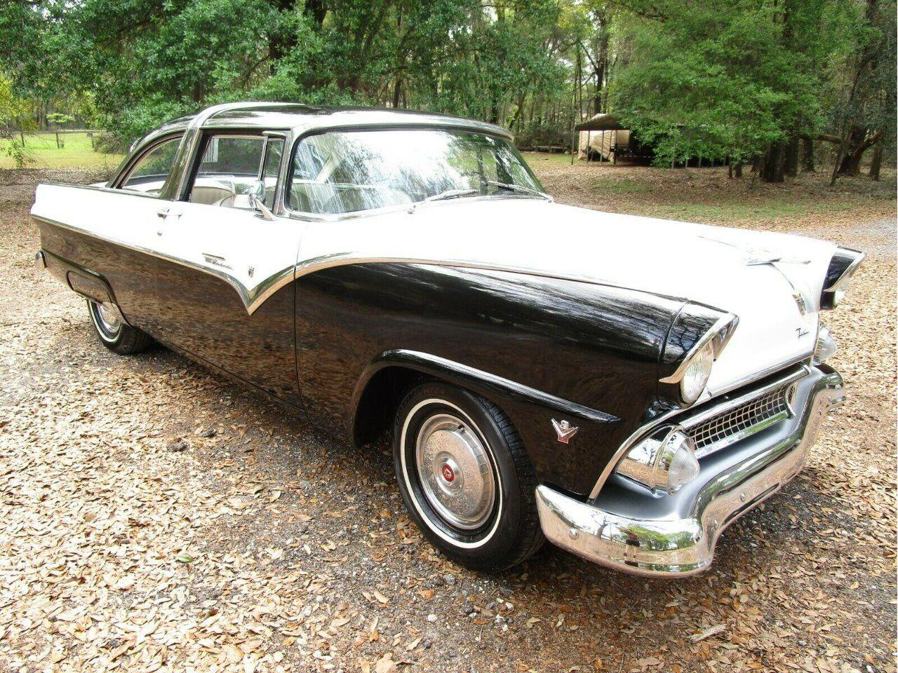 1955 Ford Crown Victoria (CC-1352685) for sale in Westford, Massachusetts