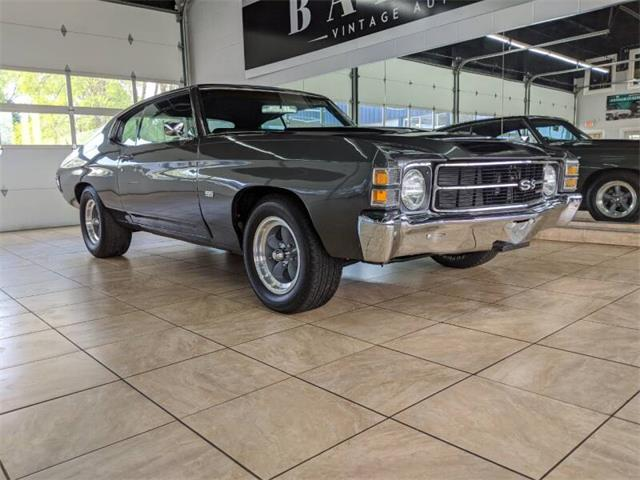 1971 Chevrolet Chevelle (CC-1352686) for sale in St. Charles, Illinois