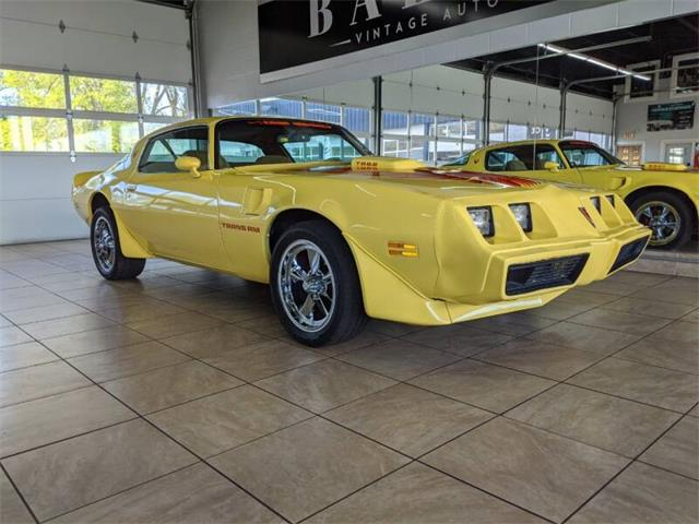 1979 Pontiac Firebird (CC-1352687) for sale in St. Charles, Illinois