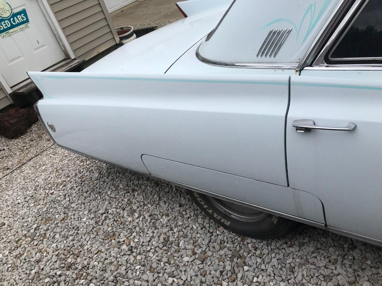 1963 Cadillac Fleetwood (CC-1352690) for sale in Knightstown, Indiana