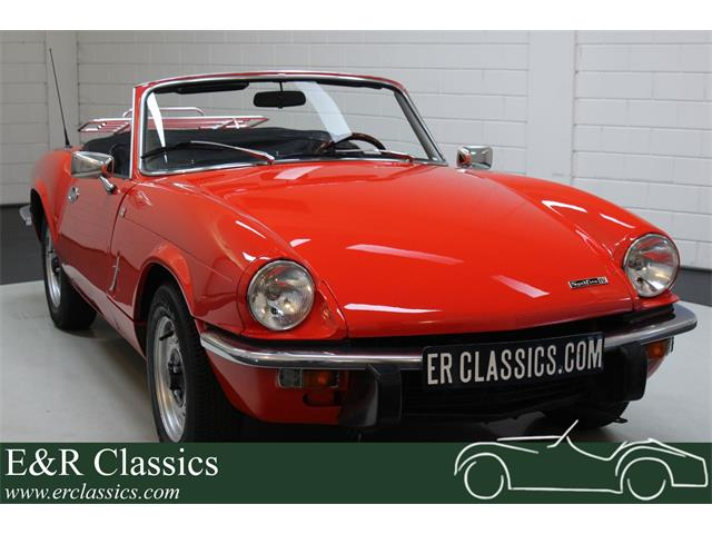 1972 Triumph Spitfire (CC-1352703) for sale in Waalwijk, Noord-Brabant
