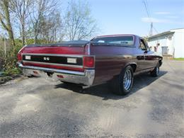 1972 Chevrolet El Camino SS (CC-1352712) for sale in Waterbury, Connecticut