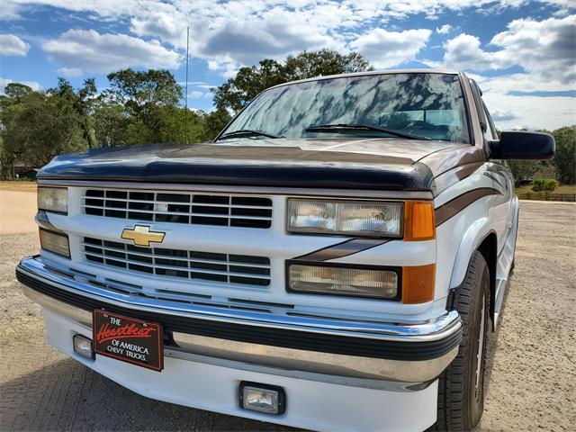 1997 Chevrolet Silverado (CC-1352719) for sale in Bonifay , Florida