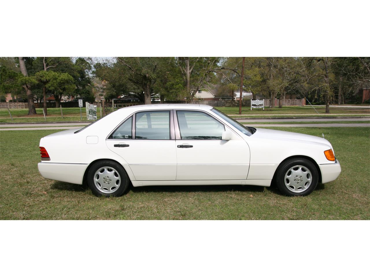 1994 Mercedes-Benz S-Class (CC-1352721) for sale in SPRING, Texas