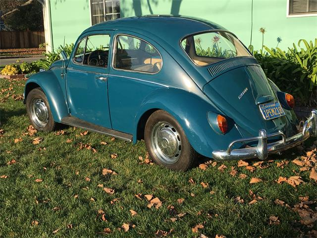 1966 Volkswagen Beetle (CC-1352723) for sale in San Lorenzo, California