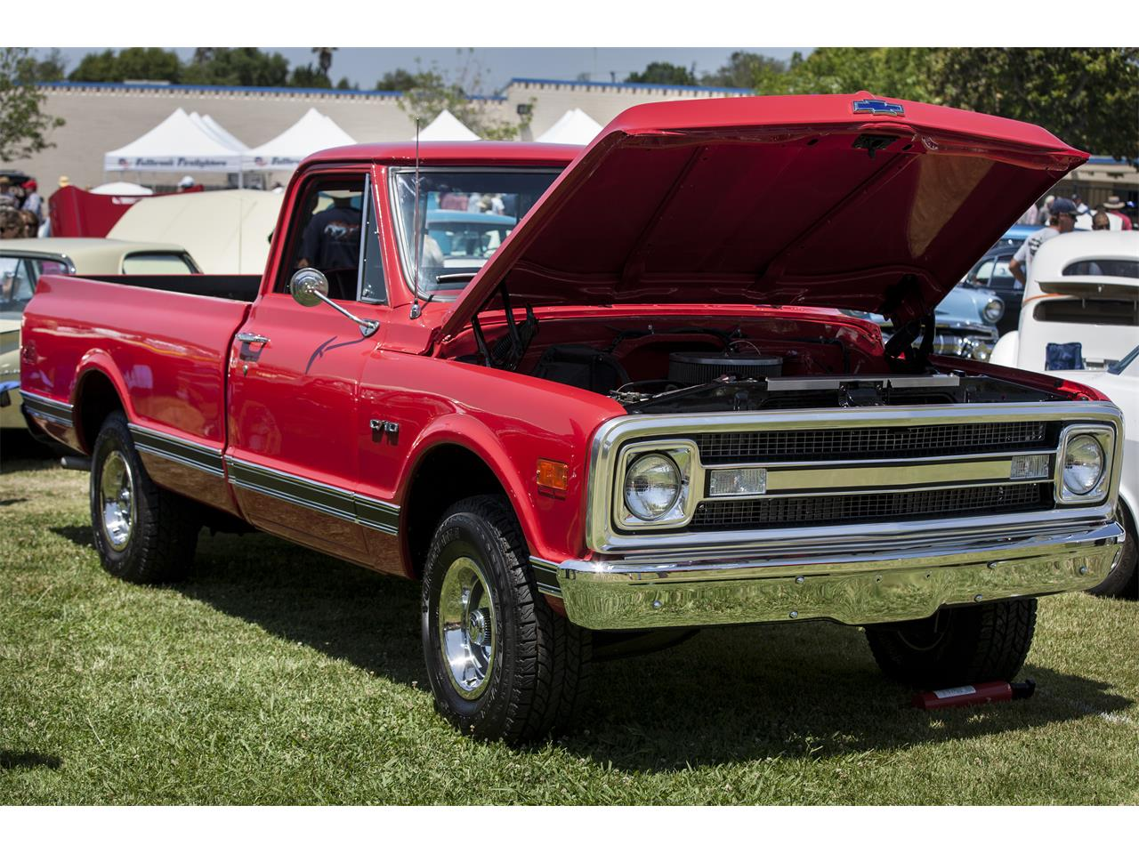 1970 Chevrolet C10 (CC-1352724) for sale in San Marcos, California