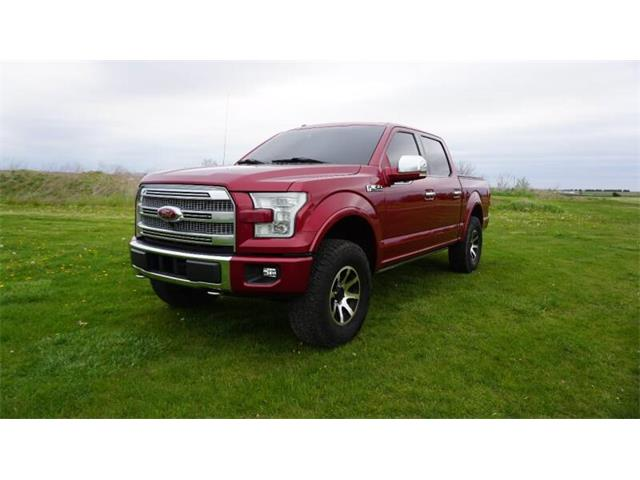 2015 Ford F150 (CC-1350275) for sale in Clarence, Iowa