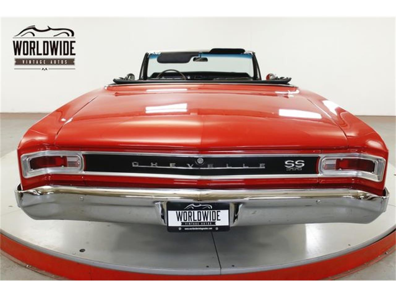 1966 Chevrolet Chevelle (CC-1352779) for sale in Denver , Colorado