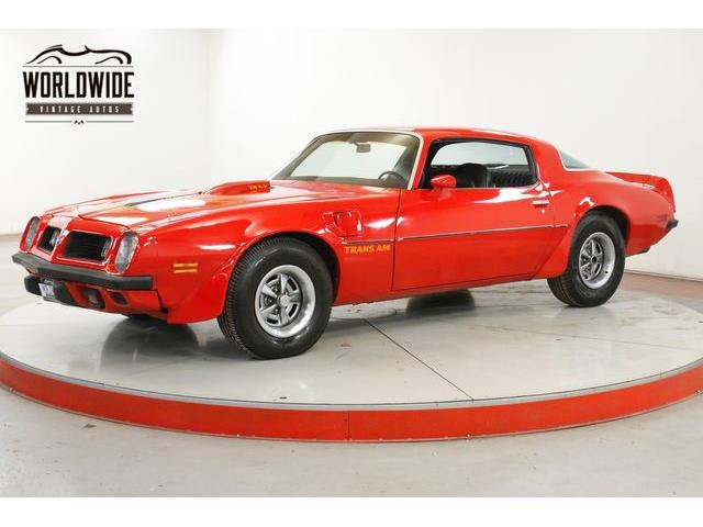 1975 Pontiac Firebird Trans Am (CC-1352780) for sale in Denver , Colorado