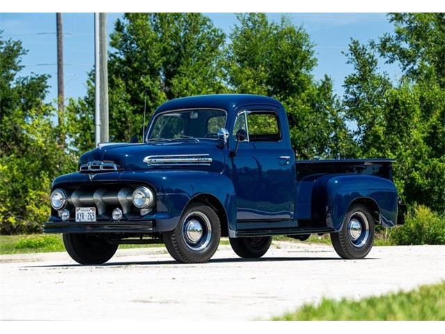 1951 Ford F1 (CC-1352795) for sale in Punta Gorda, Florida