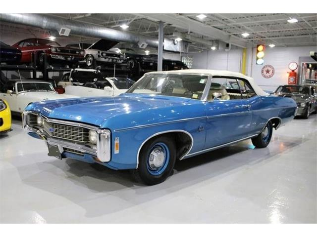 1969 Chevrolet Impala (CC-1352804) for sale in Punta Gorda, Florida