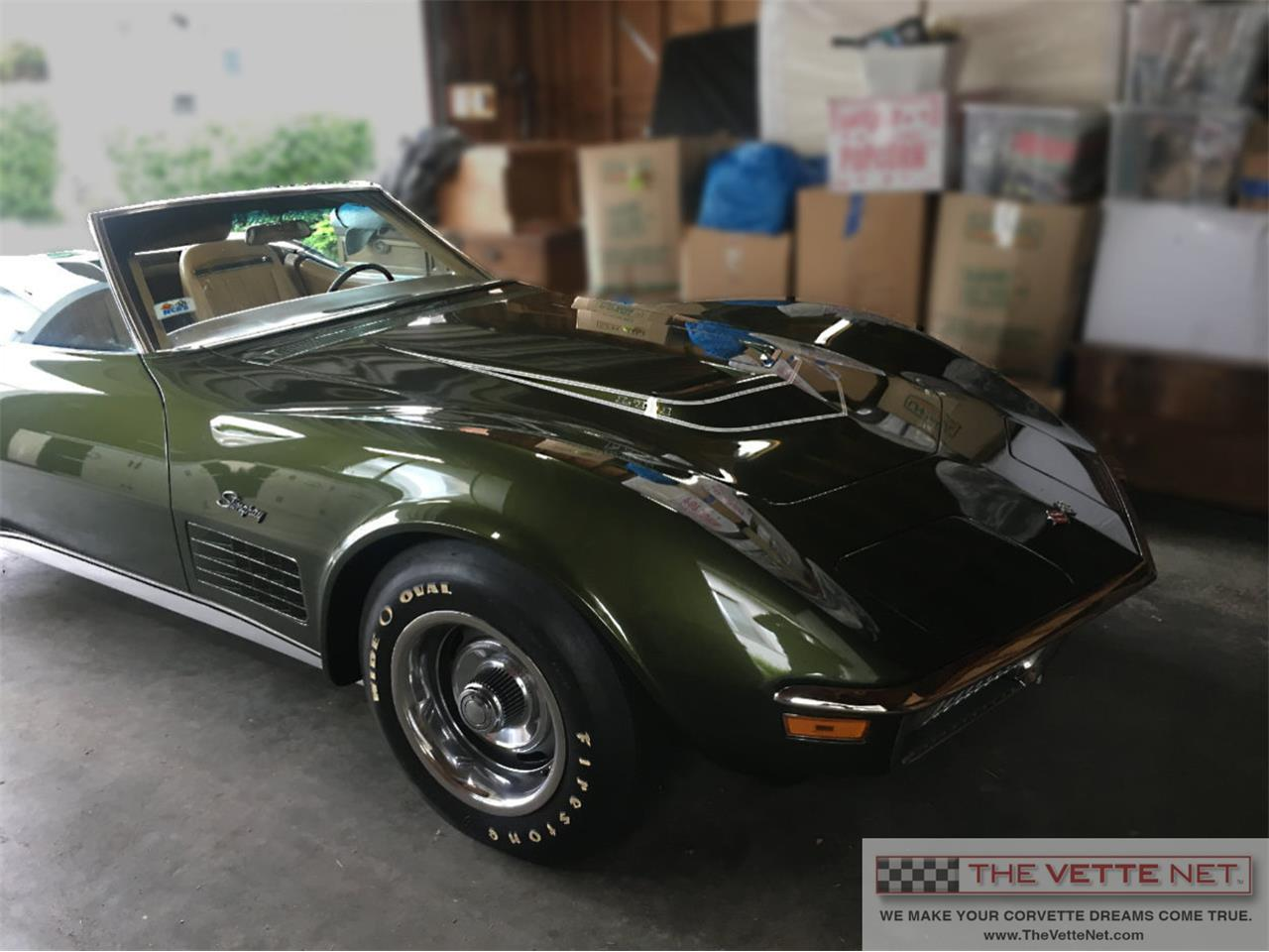 1970 Chevrolet Corvette (CC-1352817) for sale in Sarasota, Florida