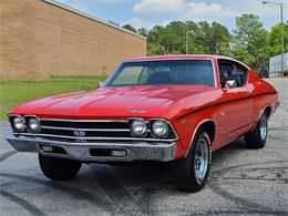 1969 Chevrolet Chevelle (CC-1352821) for sale in Hope Mills, North Carolina