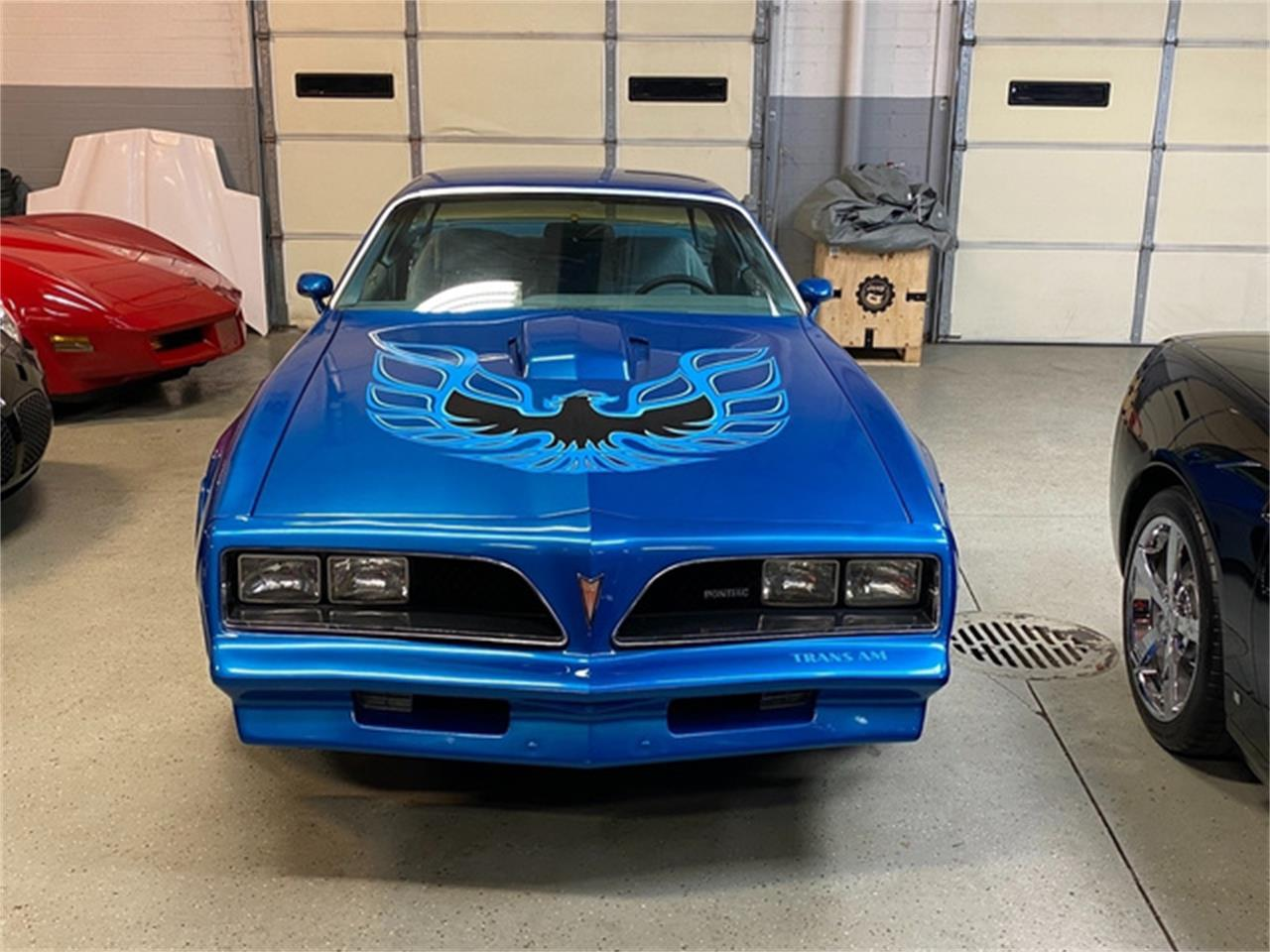 1978 Pontiac Firebird (CC-1352822) for sale in Shelby Township, Michigan