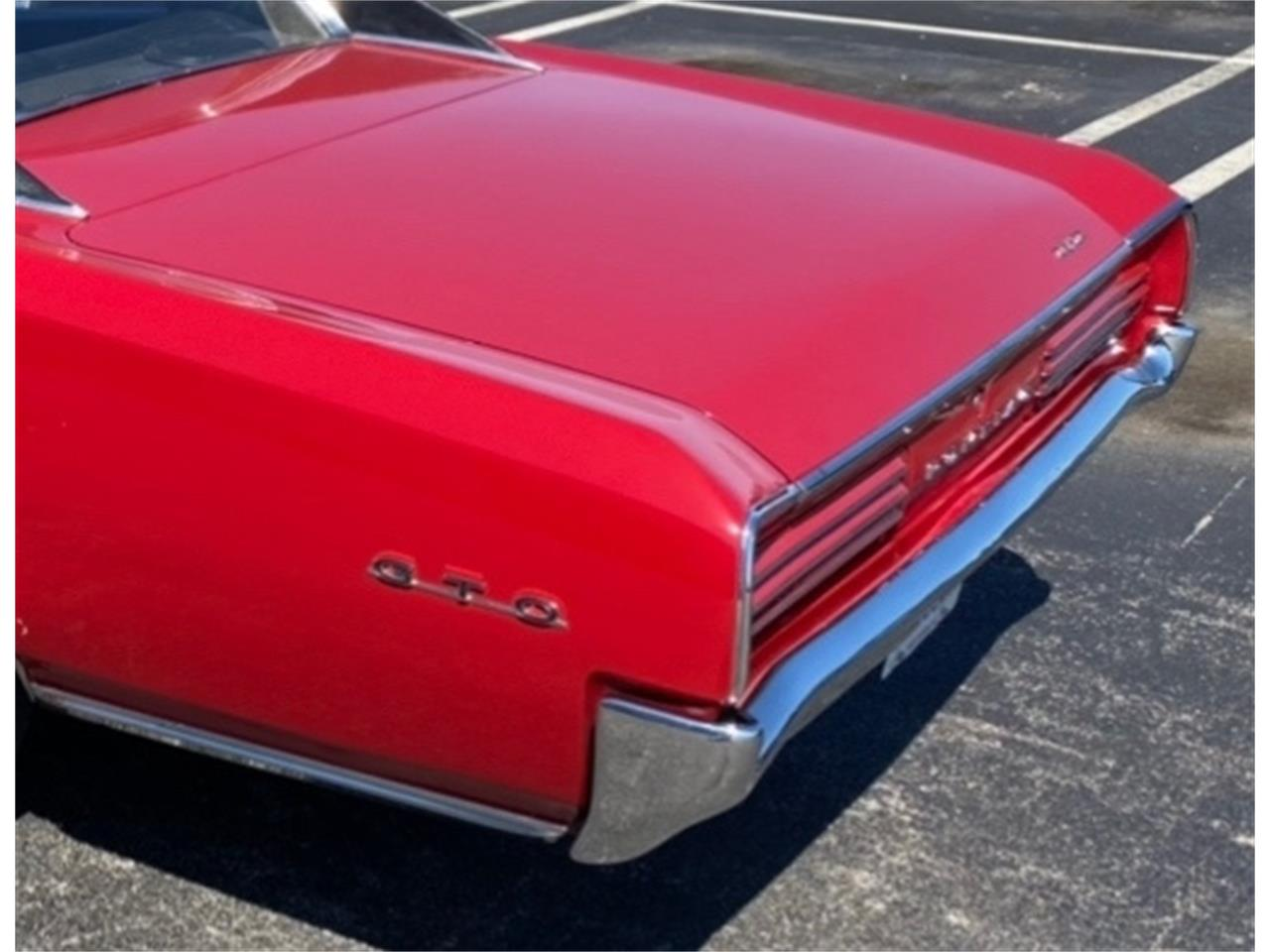 1966 Pontiac GTO (CC-1352823) for sale in Shelby Township, Michigan