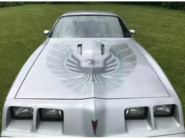 1981 Pontiac Firebird (CC-1352824) for sale in Shelby Township, Michigan