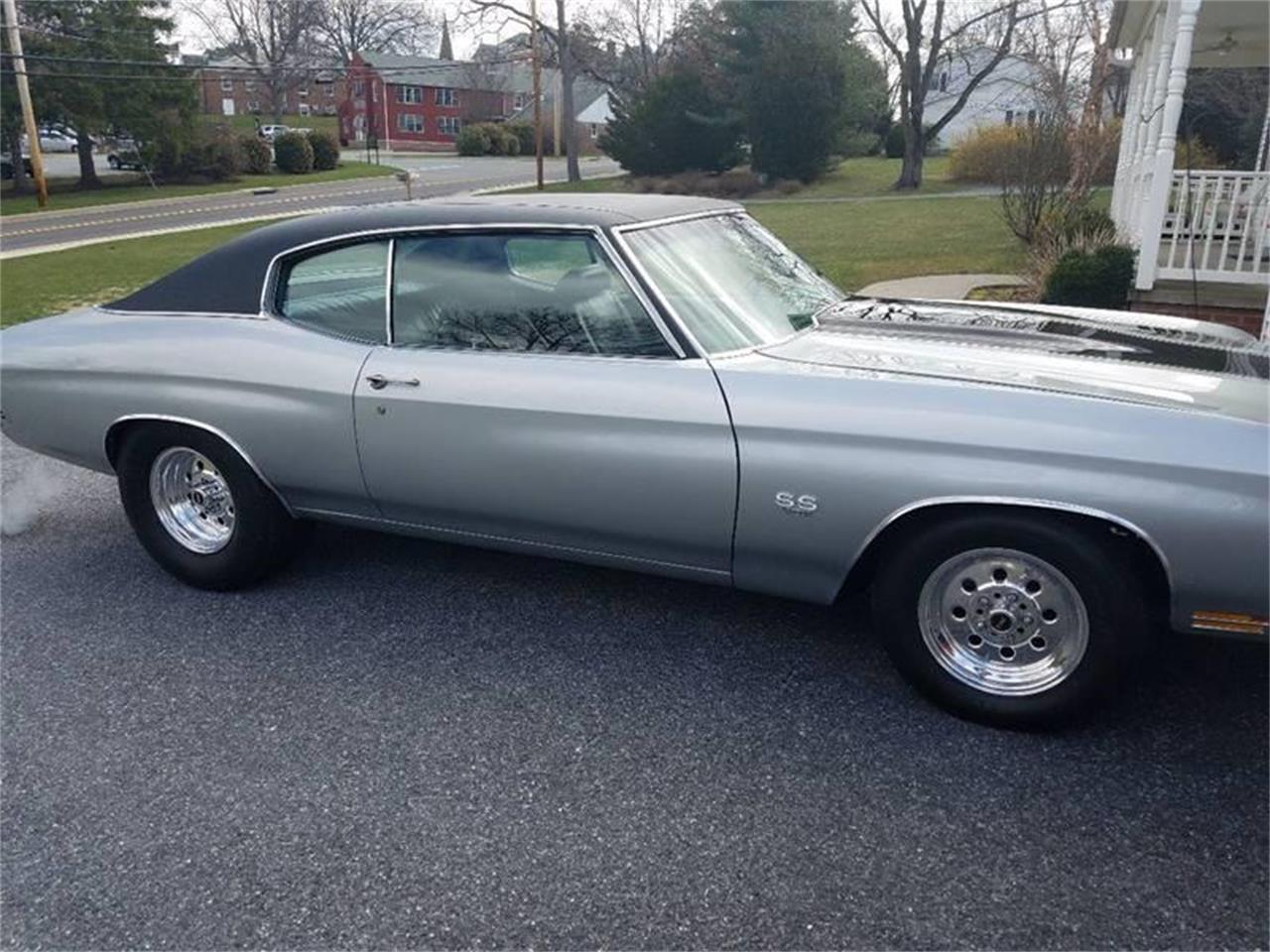 1970 Chevrolet Chevelle SS (CC-1352835) for sale in Clarksburg, Maryland