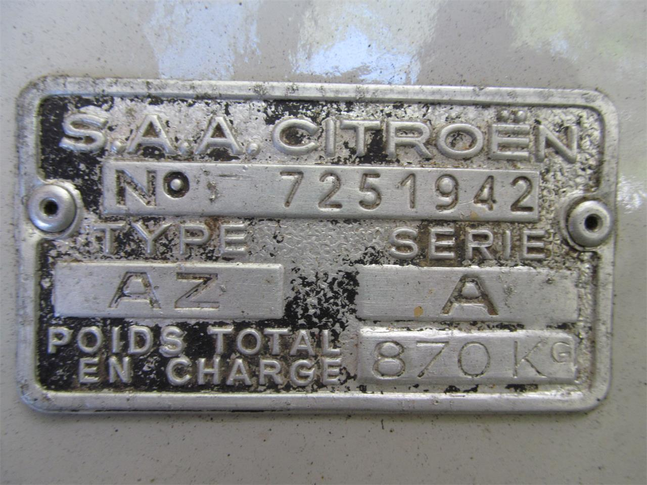 1966 Citroen 2CV (CC-1352851) for sale in Fayetteville, Georgia