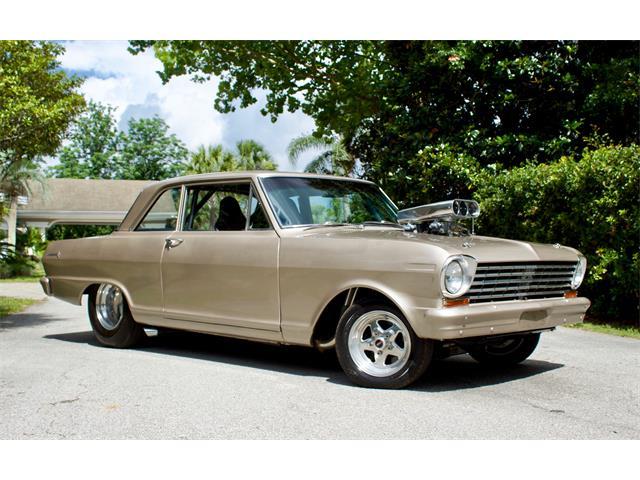 1963 Chevrolet Chevy II Nova