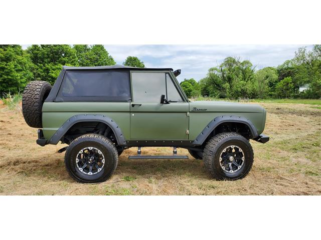 1969 Ford Bronco (CC-1352854) for sale in Lovettsville, Virginia
