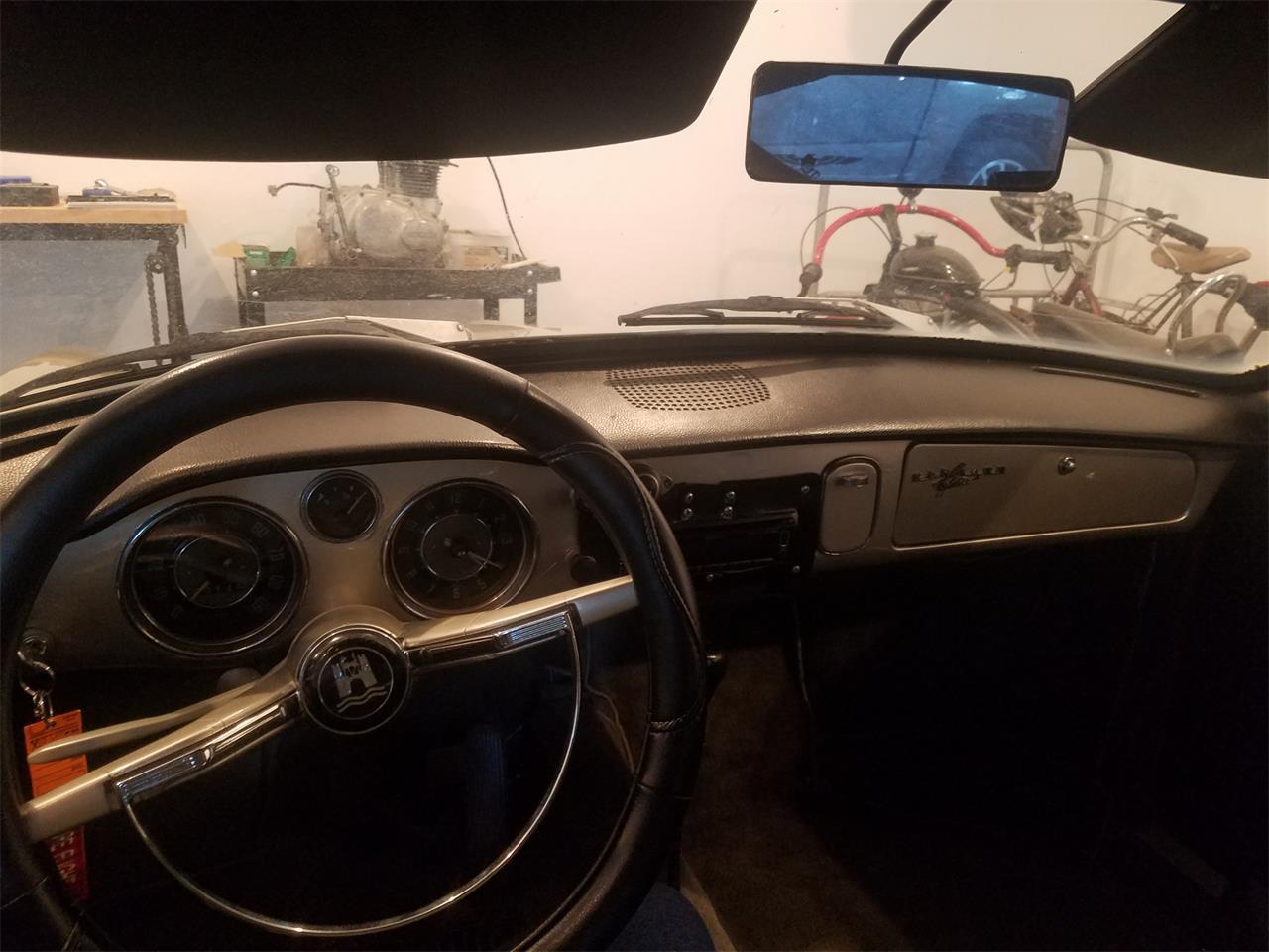 1963 Volkswagen Karmann Ghia (CC-1352858) for sale in Stillwater, Minnesota