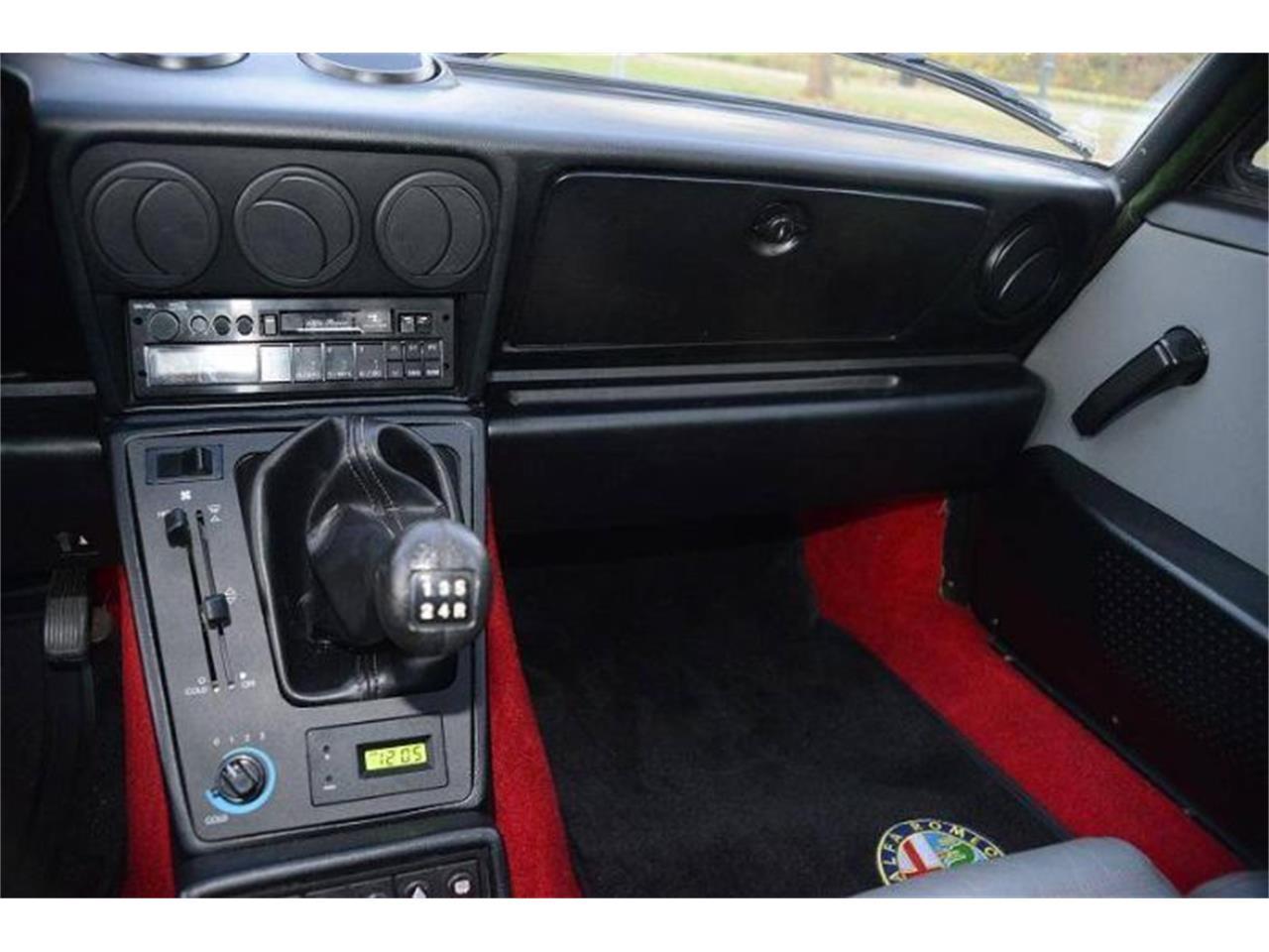 1989 Alfa Romeo Spider (CC-1350286) for sale in Cadillac, Michigan