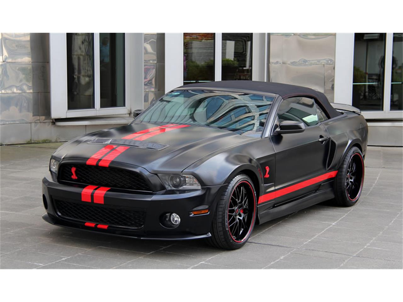 2012 Shelby GT500 (CC-1352861) for sale in Bainsville, Ontario