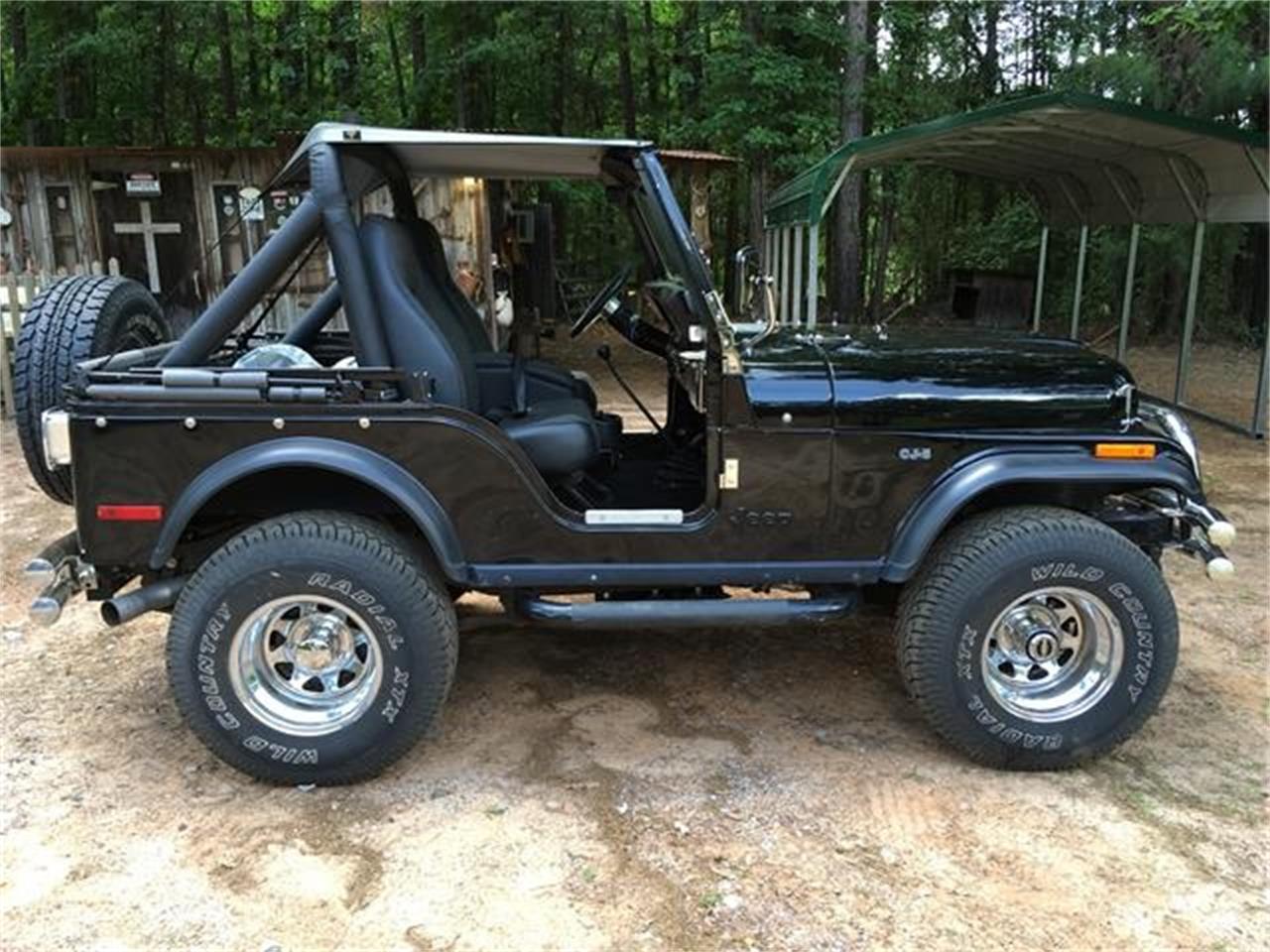 1979 Jeep CJ5 (CC-1352864) for sale in Farmerville, Louisiana