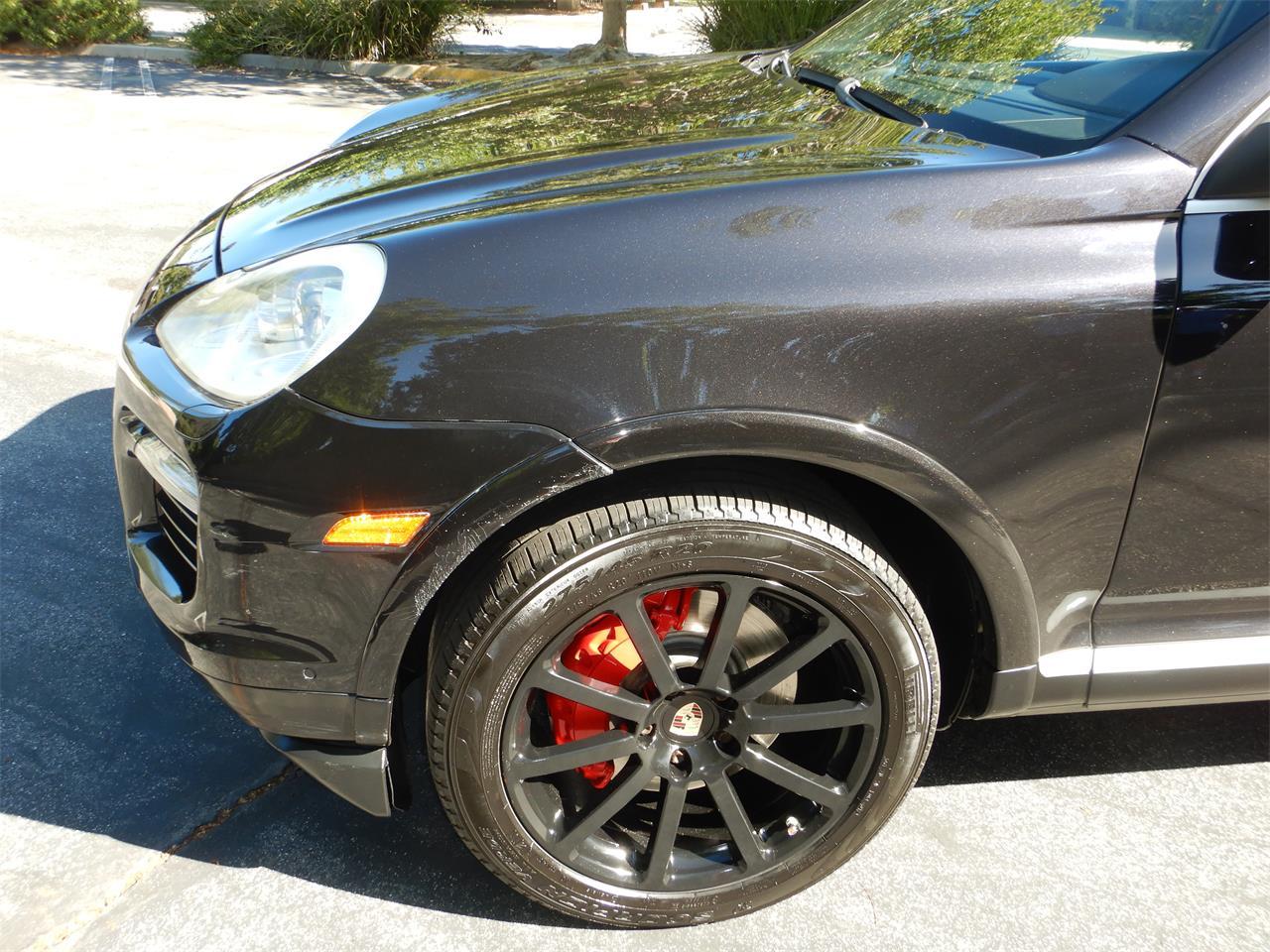 2008 Porsche Cayenne (CC-1352874) for sale in woodland hills, California