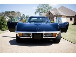 1972 Chevrolet Corvette (CC-1352875) for sale in Hallsville, Texas